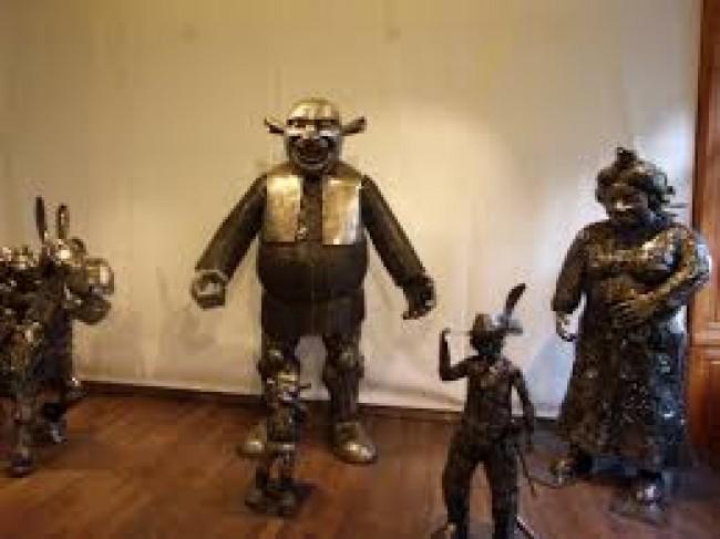 ZMĚNA!!! Přespávačka s výletem do Galerie ocelových figurín v Praze